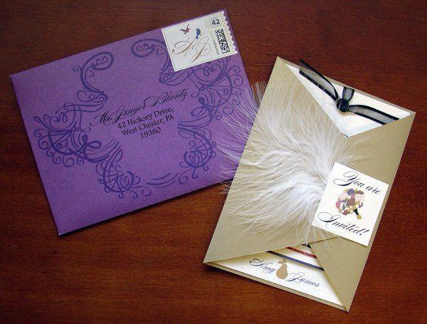 Tmx 1316804873666 WedRehInv2009 Reading wedding invitation