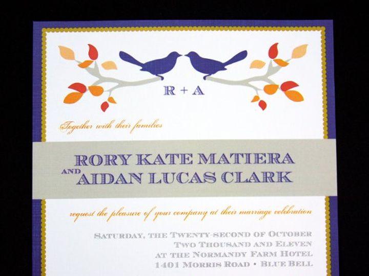 Tmx 1316805083221 Roryaidan1 Reading wedding invitation