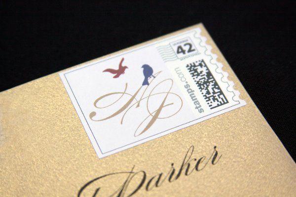 Tmx 1316805598506 Customstamps Reading wedding invitation