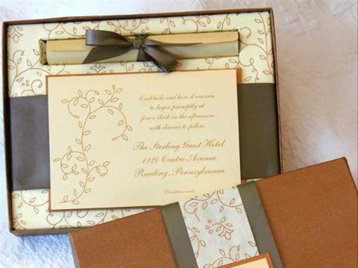 Tmx 1327702317395 KaneBoxopened414 Reading wedding invitation