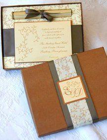Tmx 1327702318458 KaneBoxopened414email Reading wedding invitation