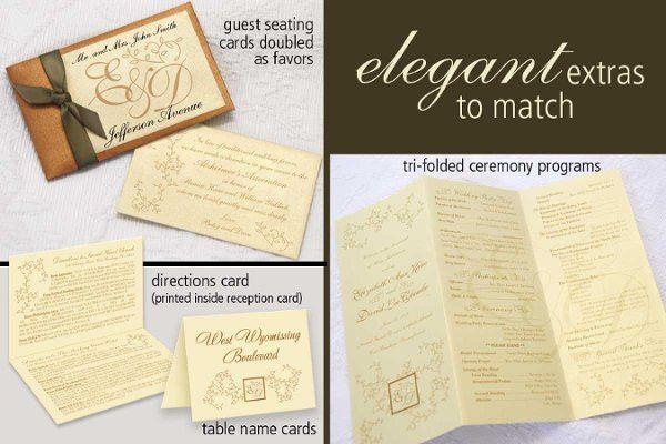 Tmx 1327702320192 KaneExtras Reading wedding invitation