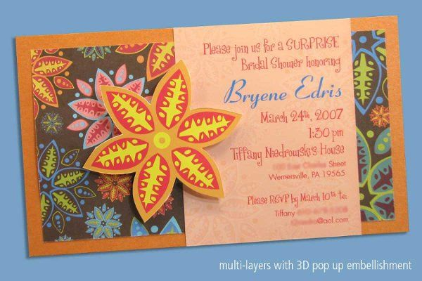 Tmx 1327703581364 Bryeneshowerinv Reading wedding invitation