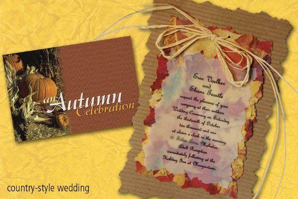 Tmx 1327703590317 Erinwedding2 Reading wedding invitation