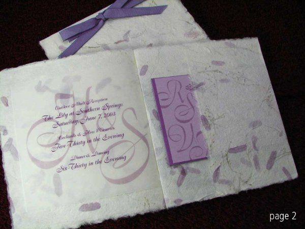 Tmx 1327703601427 Kvowedding2 Reading wedding invitation