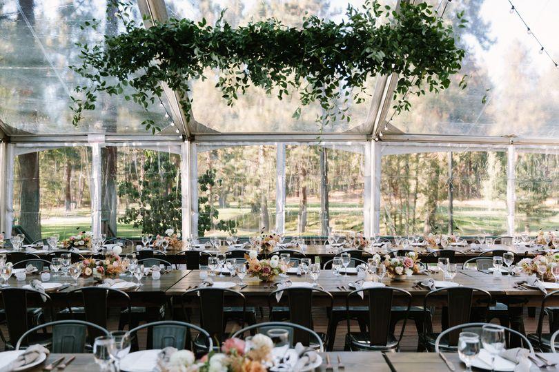 Organic style reception