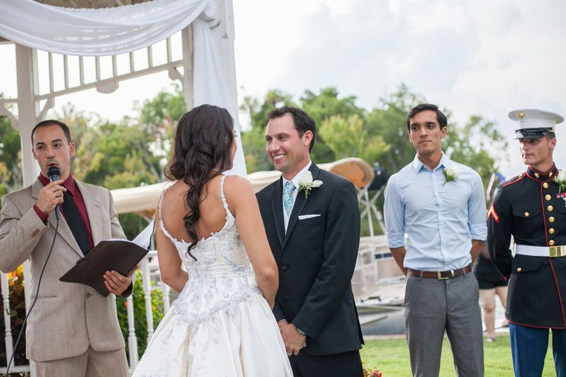 A Beautiful Wedding In Florida By George