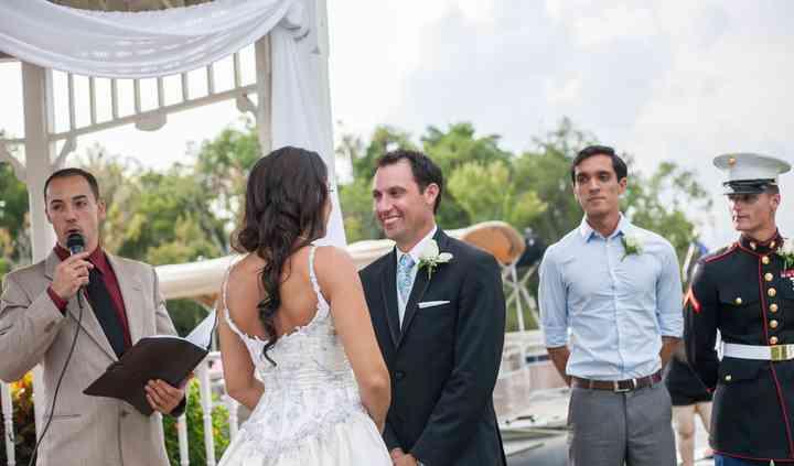 A Beautiful Wedding In Florida By George