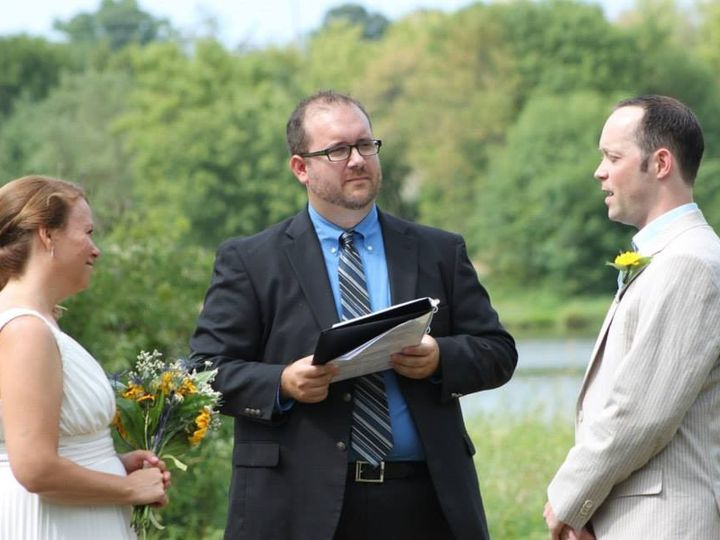 Tmx 1447268952372 Bradd Officiant Indianola, IA wedding officiant