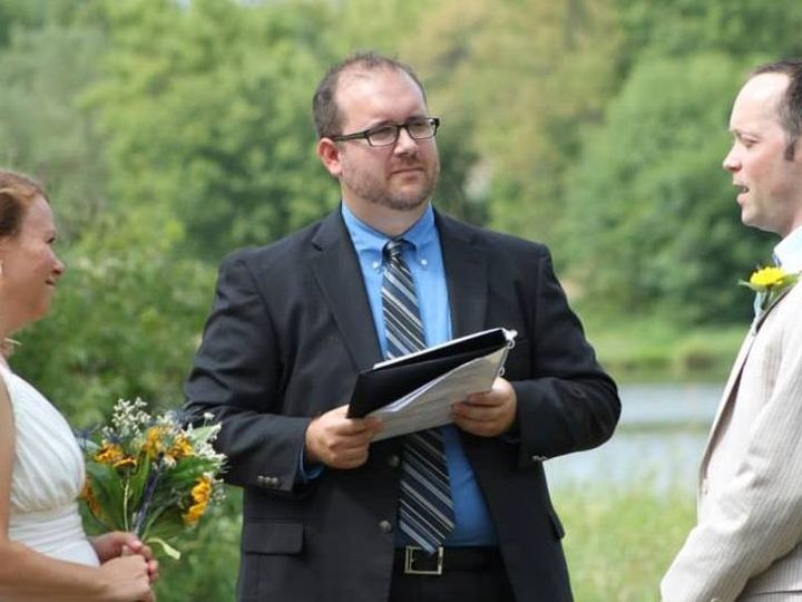 Tmx 1448844991429 Bradd Officiant B Crop Indianola, IA wedding officiant