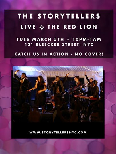 Red Lion show 3-5-19