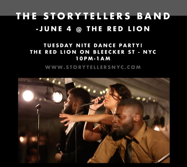 Live at Red Lion June 4, 2019