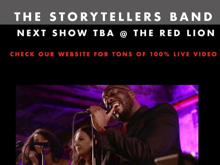 Tmx Next Show Tba 51 434252 158448854981155 Brooklyn, NY wedding band