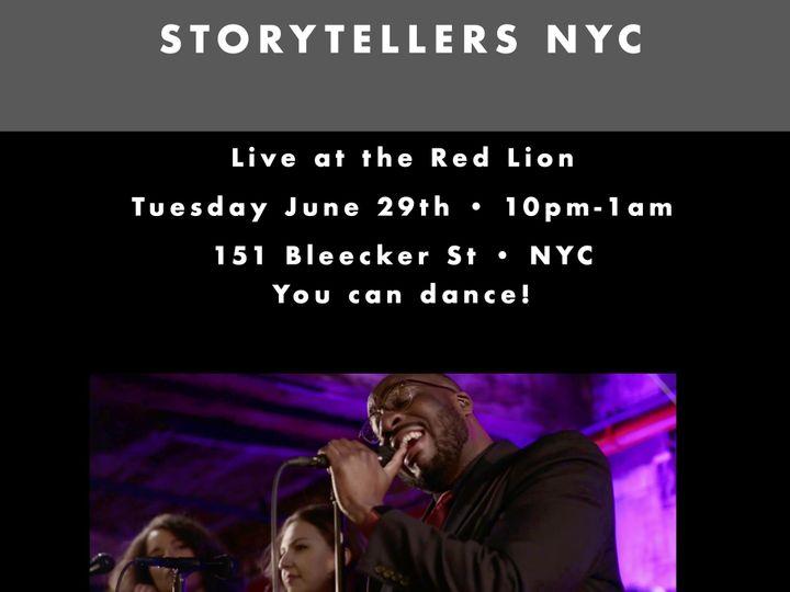 Tmx Stb Red Lion June 2021 51 434252 162145667438882 Brooklyn, NY wedding band