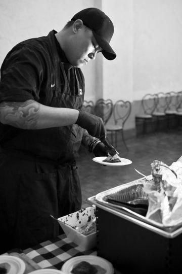 Chef Ed Kuoha