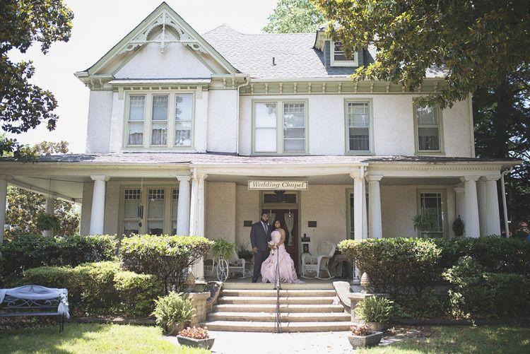 The Wedding Chapel Magnolia House Inn