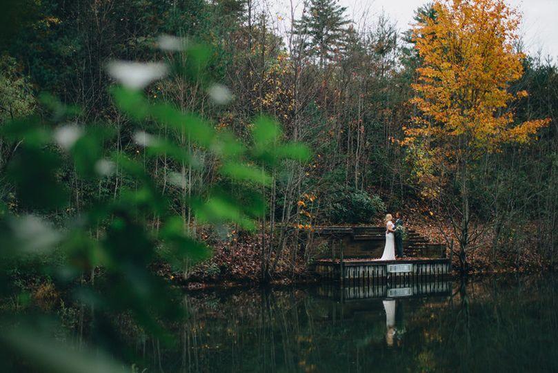 rustic fall mountain wedding photography georgia 5