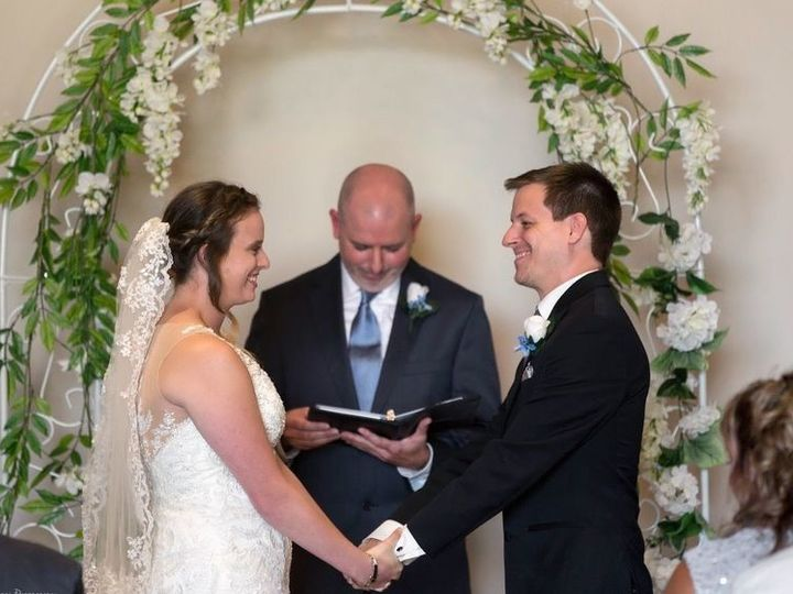 Tmx 1506357324412 Cam And Morgan Wedding Wake Forest, North Carolina wedding officiant