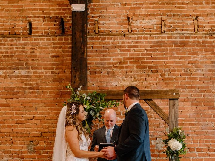 Tmx Carrie And Pj 51 987252 161878980929314 Wake Forest, North Carolina wedding officiant