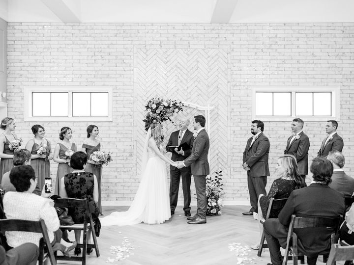 Tmx Jess And Tyler 1 51 987252 161507313234197 Wake Forest, North Carolina wedding officiant