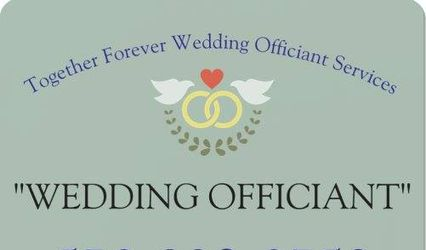 Together Forever Wedding Officiant Services 1