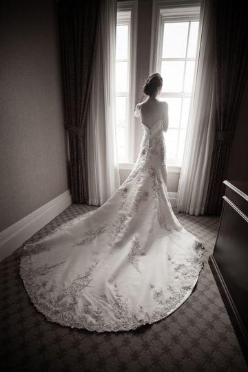 Dress Backlit