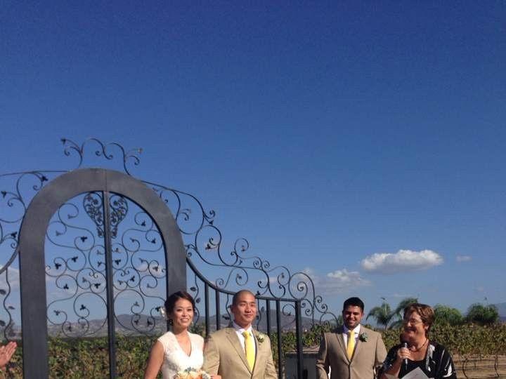 Tmx 1425506178347 9 28 14 Zhao Kim Temecula, California wedding officiant