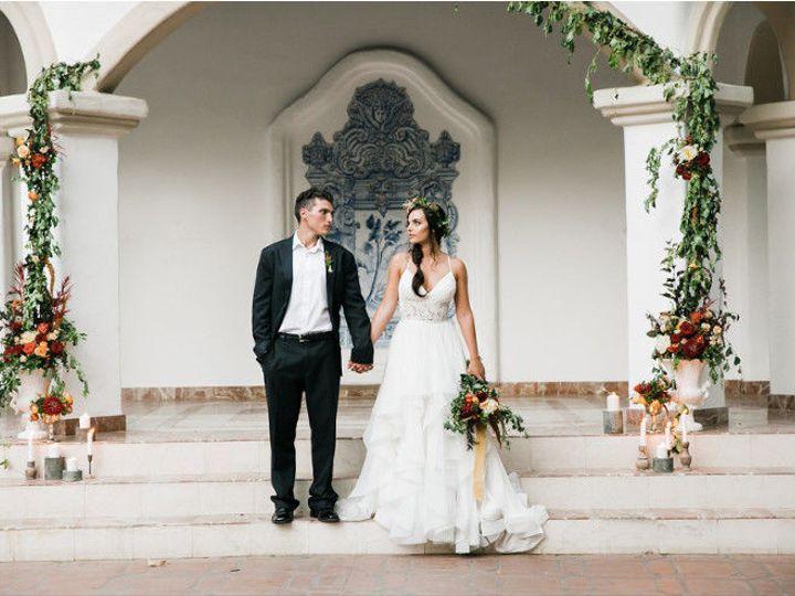 Tmx 1539158366 97f16345a67bf70a 1507314954122 Cassia Foret 2 Salinas, CA wedding florist