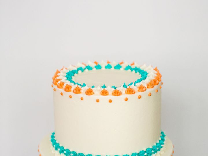 Tmx 1519154913 Fbb324cceb57be60 1519154910 3ea9bd08efe94d80 1519154911201 8 Star Tip Cake 1 Brooklyn wedding cake