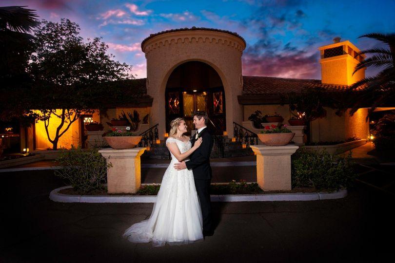 Arizona Grand Wedding