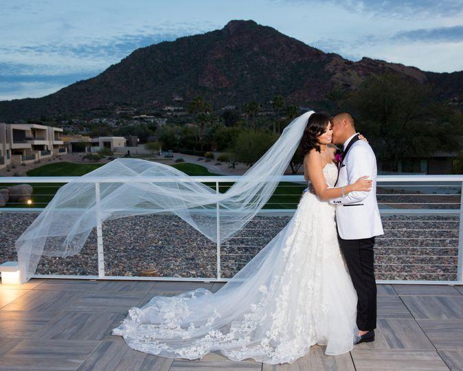 Mountain Shadows Wedding