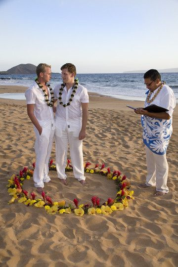 maui gay wedding