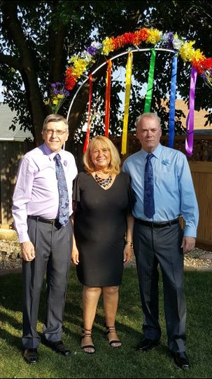 Karen had a great time working with Scott and terry.  These gentlemen were together 28 years before...