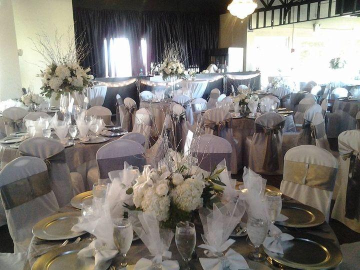 Tmx 1480516240755 Sample Hall Set Upgold  Silver Combined Baltimore, MD wedding venue
