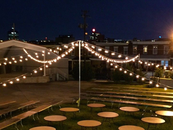 Tmx 1480518597572 Empty Field With Lights On Baltimore, MD wedding venue