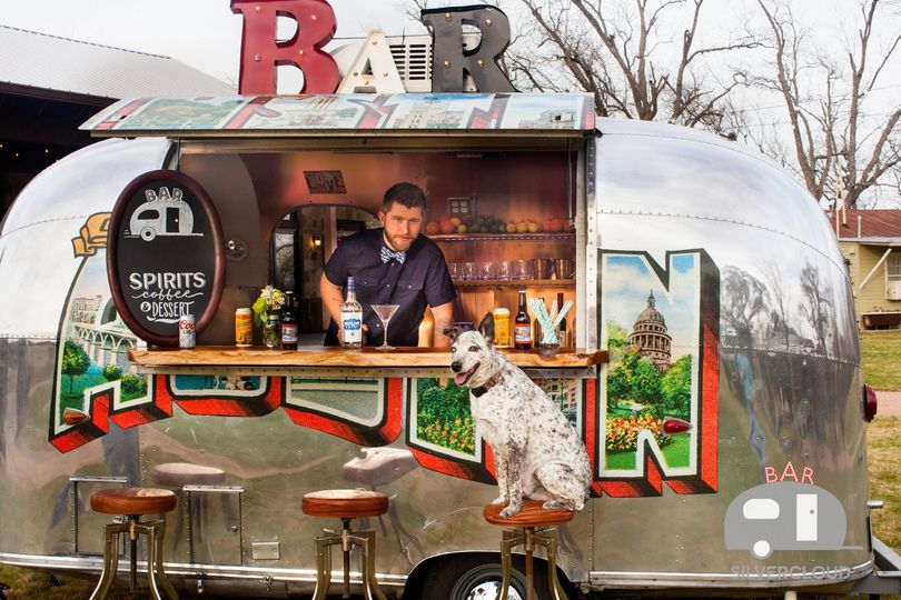Airstream Bar Trailer