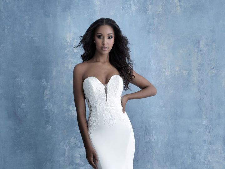 Tmx Allure Stapless 51 15352 159484240652925 Oak Creek, WI wedding dress