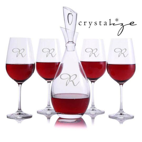 crystalize tear drop 5 piece set w logo2
