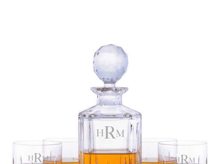 Tmx 1482258018435 Crystalize Cut Whiskey 5 Piece Set Superimposed 2 Danbury wedding favor