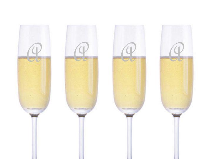 Tmx 1482258089754 Waterford Champagne Flute 4 Piece Set.jpg 1000x100 Danbury wedding favor