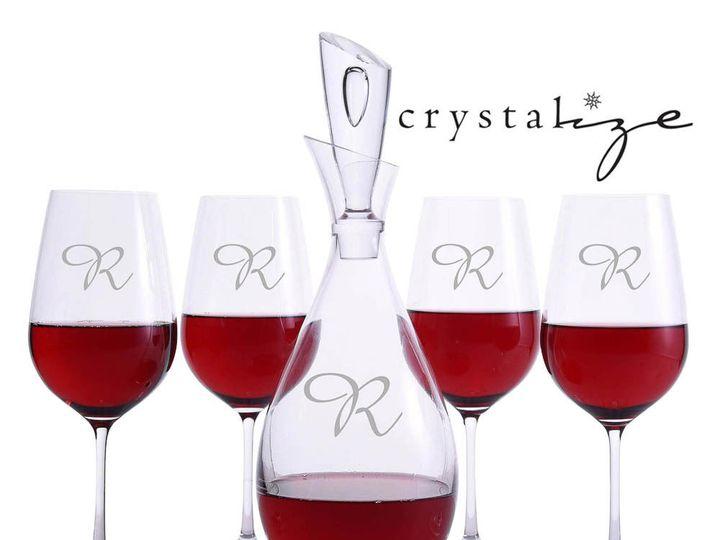 Tmx 1522258187 7c3044c90e3572e4 1482258037177 Crystalize Tear Drop 5 Piece Set W Logo2 Danbury wedding favor