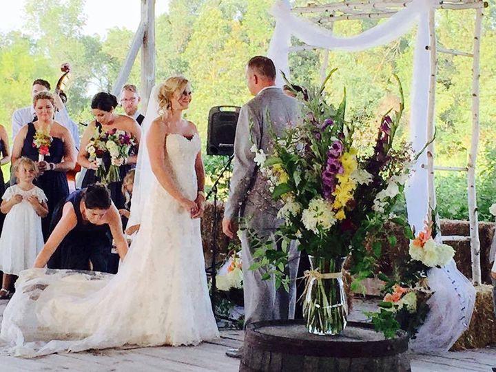 leslies wedding