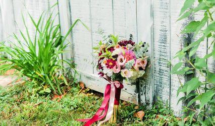 Free Range Flowers at Martin Farm