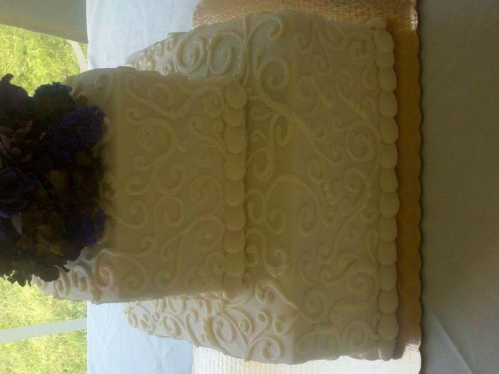 Tmx 1363027233734 20120915160205853 Hanover wedding cake
