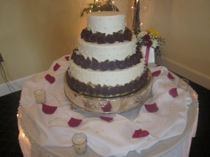 Tmx 1363027305595 IMG1980 Hanover wedding cake