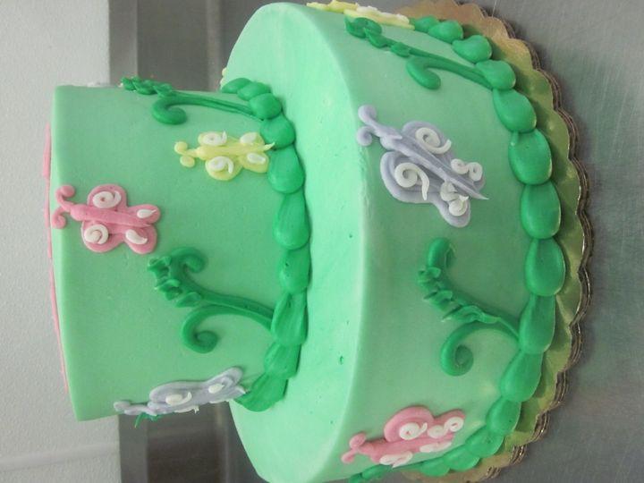 Tmx 1363027498628 IMG1751 Hanover wedding cake