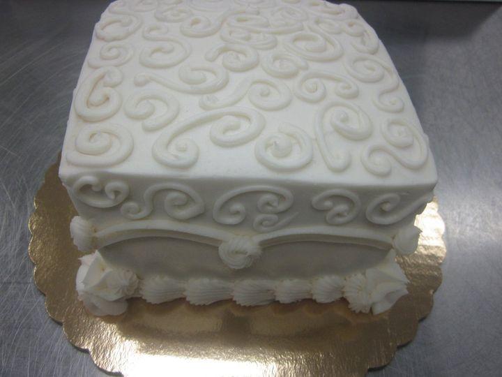 Tmx 1363027510620 IMG1758 Hanover wedding cake