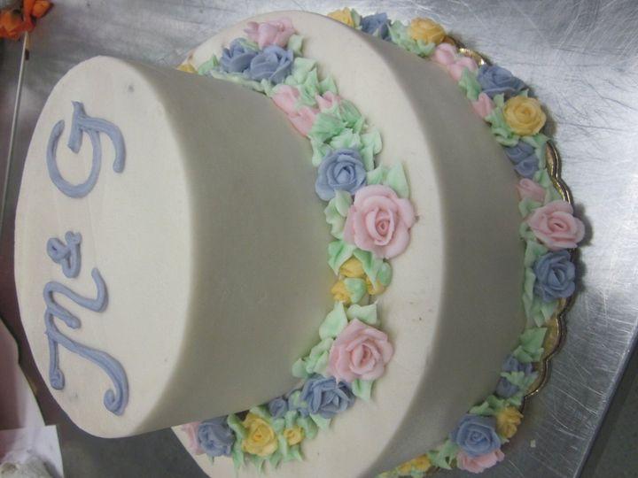 Tmx 1363027534559 IMG1942 Hanover wedding cake