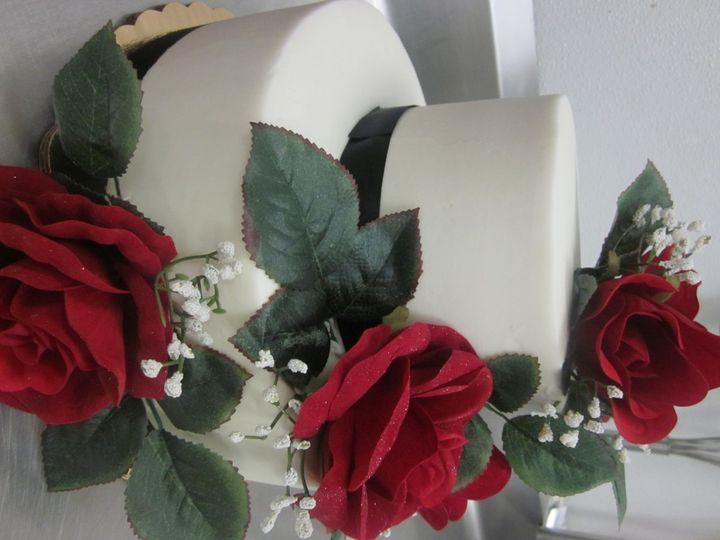 Tmx 1363027568447 IMG2351 Hanover wedding cake