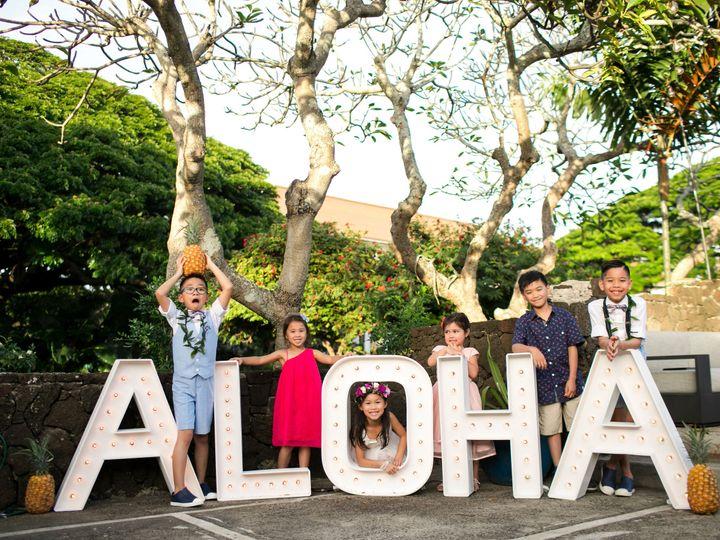 Tmx Aloha Sign On Aukuu Ksk 51 186352 Lihue wedding dj